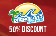 35% Discount at Dreamland Aqua Park