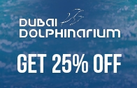 Get 25% Discount at Dubai Dolphinarium